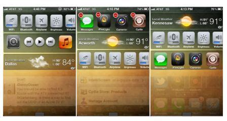 themes for notification center th 232 mes et widgets pour le notification center de l ios 5