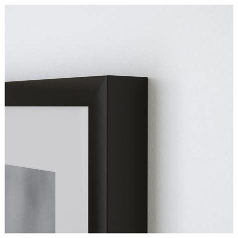 ribba frame black 61x91 cm ikea ribba frame black 40x50 cm ikea