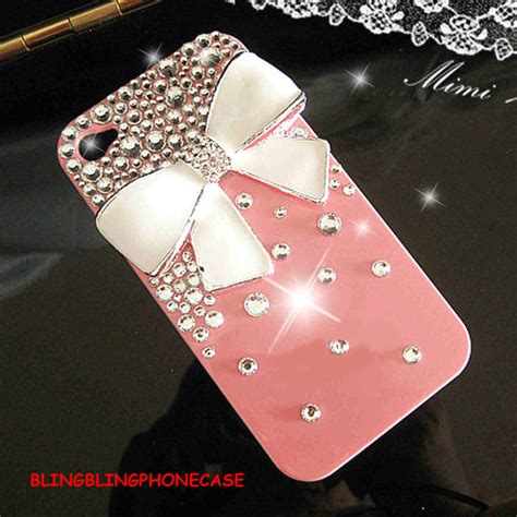 Anyland Swarovsky For Iphone 5g iphone iphone 5 iphone 5g iphone 5 bow