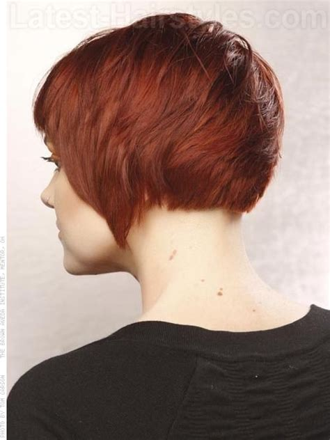 how to cut short choppy wedge 73 best images about layered bob cuts on pinterest