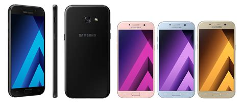Harga Samsung A3 5 7 resmi spesifikasi samsung galaxy a3 a5 a7 2017