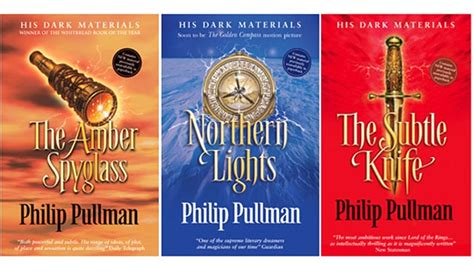 northern lights philip pullman his dark materials new trilogy coming