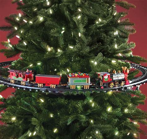 christmas tree train 187 petagadget