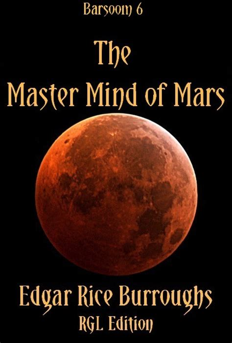 The Master Mind Of Mars the master mind of mars
