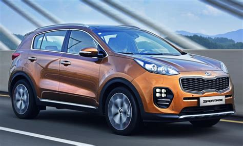 All New Kia All New 2016 Kia Sportage Officially Revealed For The