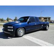 Custom Lowered Chevy Dually Trucks Pictures To Pin On Pinterest