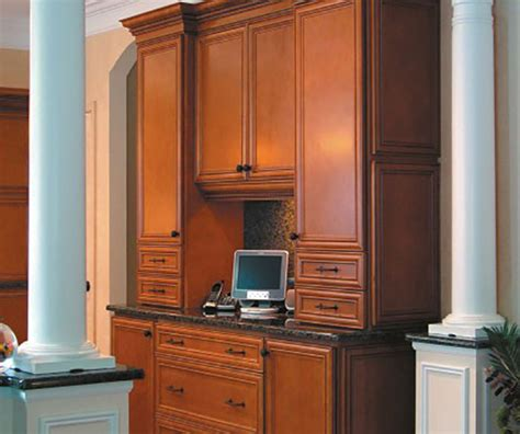 Maple Glazed Kitchen Cabinets Glazed Maple Kitchen Cabinets Homecrest Cabinetry