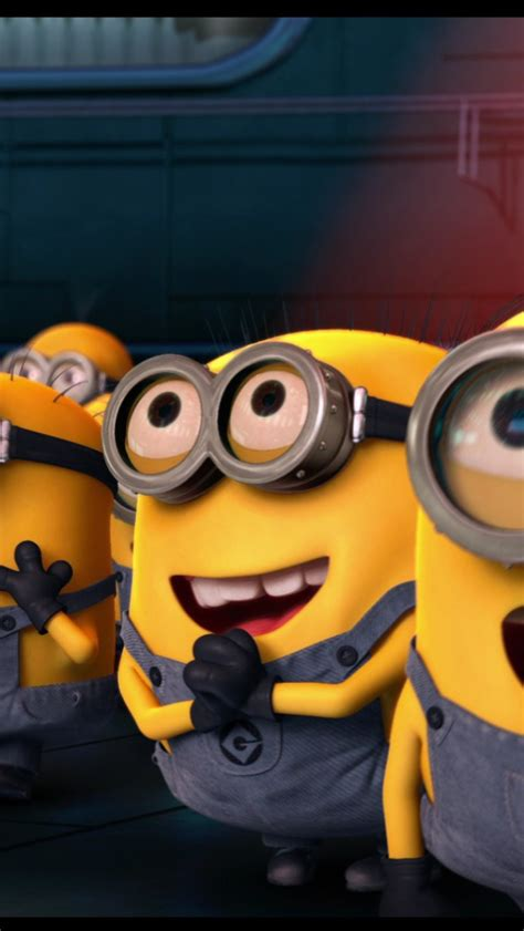wallpaper hd iphone 6 minion minions wallpaper for 640x1136 映画 ミニオンズ のスマホiphone壁紙