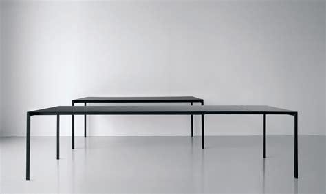 tavolo nero tavolo sintesi allungabile arredamenti negozio pordenone