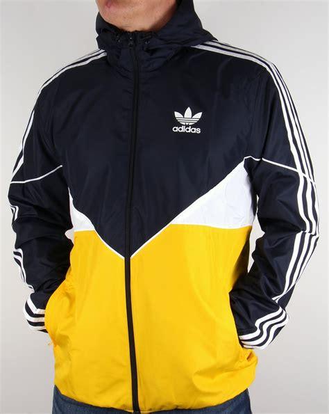 Jaket Adidas Hoodies Vespa Basic Black Yellow adidas jacket mens yellow