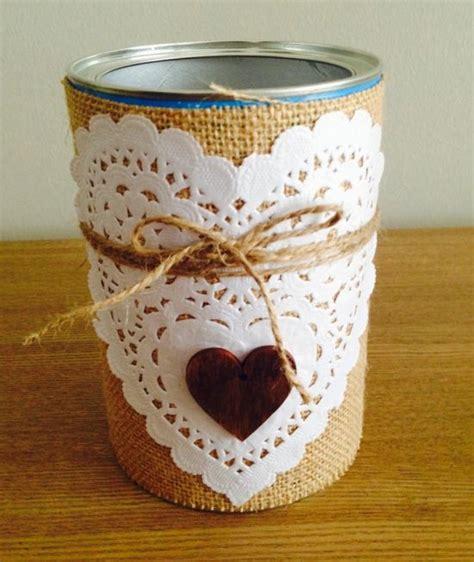 co mohacer un adorno navideos con lata de leche en polbo 182 centros de mesa navide 209 os con frascos latas pi 241 as