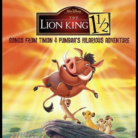 film lion king 1 in romana lion king 1 1 2 original soundtrack songs reviews
