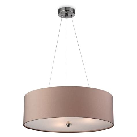 Pendant Light Diffuser Firstlight Pendant In Taupe With Frosted Diffuser Fitting Type From Dusk Lighting Uk