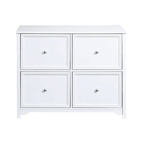 home decorators file cabinet home decorators collection oxford white 4 drawer file