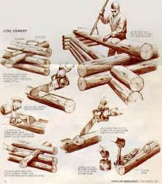 how to build a small log cabin build a small log cabin