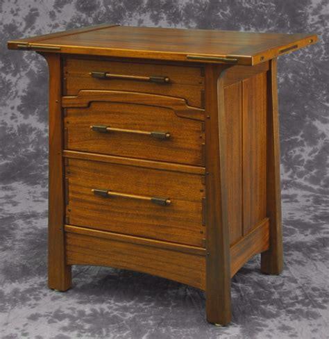Greene And Greene Dresser by Greene Greene Nightstand Craftsman
