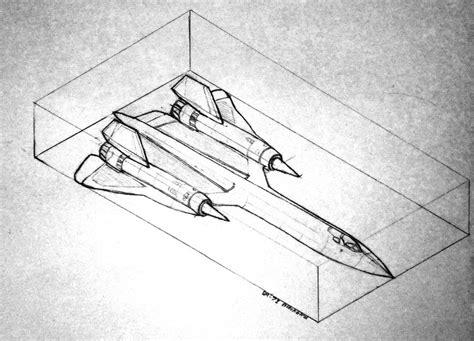 How To Make A Paper Sr 71 Blackbird That Flies - sr 71 blackbird sketch by flaming paperplane on deviantart
