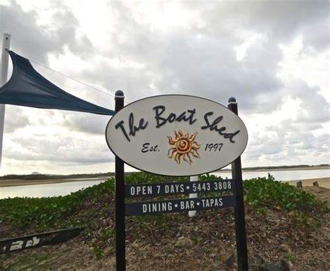 the boat shed cotton tree the boatshed picture of the boat shed restaurant
