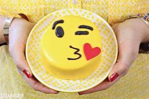 Chocolate Covered Strawberries Decorations Emoji Cakes Sugarhero