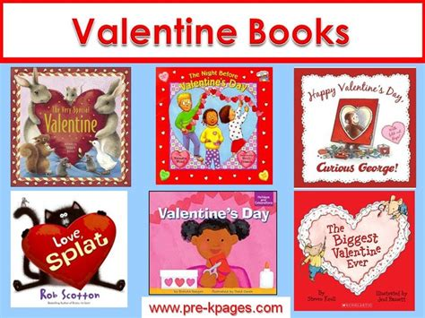 valentines day picture books s day