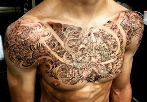 fu dog tattoo 75 fantastic foo ideas a creature rich in