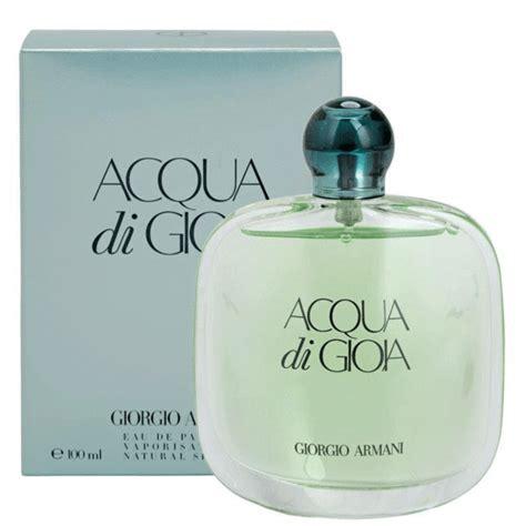 acqua  gioia perfume  women  giorgio armani