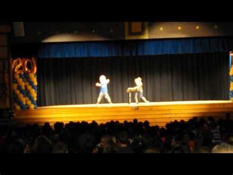 bobblehead talent show willow dale elementary bobblehead talent