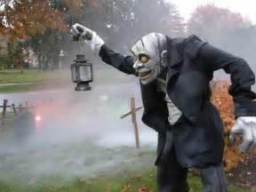 Scary Outdoor Halloween Decoration Ideas Gallery For Gt Scary Halloween Decorating Ideas Yard