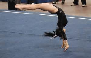 Floor Gymnastics by Gymnastics Floor Routine Images Amp Pictures Becuo