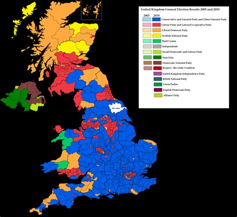 Email Search Free Results Uk Uk Election Result Map 2010 By Blamedthande On Deviantart