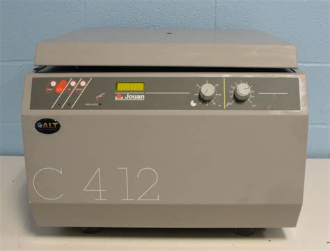 bench centrifuge jouan c4 12 bench top centrifuge with rotor centrifuges