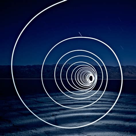 light painting landscape light painting and landscape photography bad water bassin