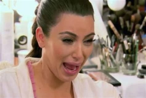 Kim Kardashian Crying Meme - celebrities crying 13 photos 7 gifs funcage
