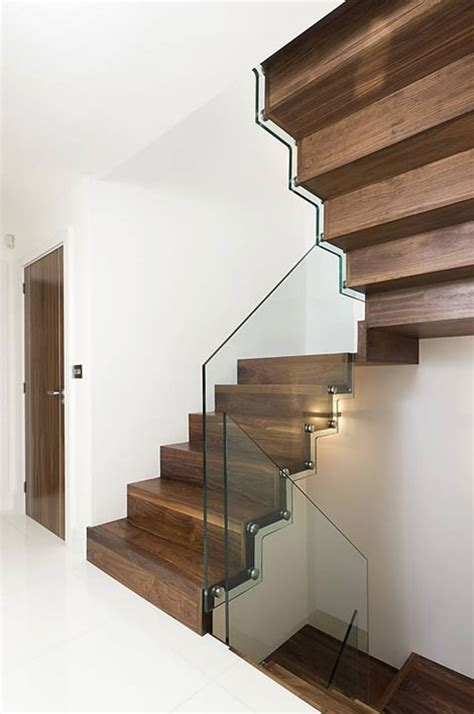 Zig Zag Stair architech stairs railings stairs edmonton
