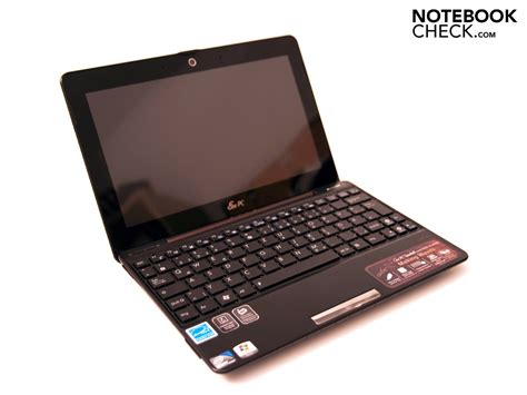 Asus Eeepc Seashell Series review asus eee pc 1008p netbook notebookcheck net reviews