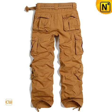 Mens Buffalo Outdoor Pant 78 Sz 34 100 Original mens outdoor cargo hiking cw100015