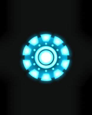Logo Power Iron ironman arc reactor concepts