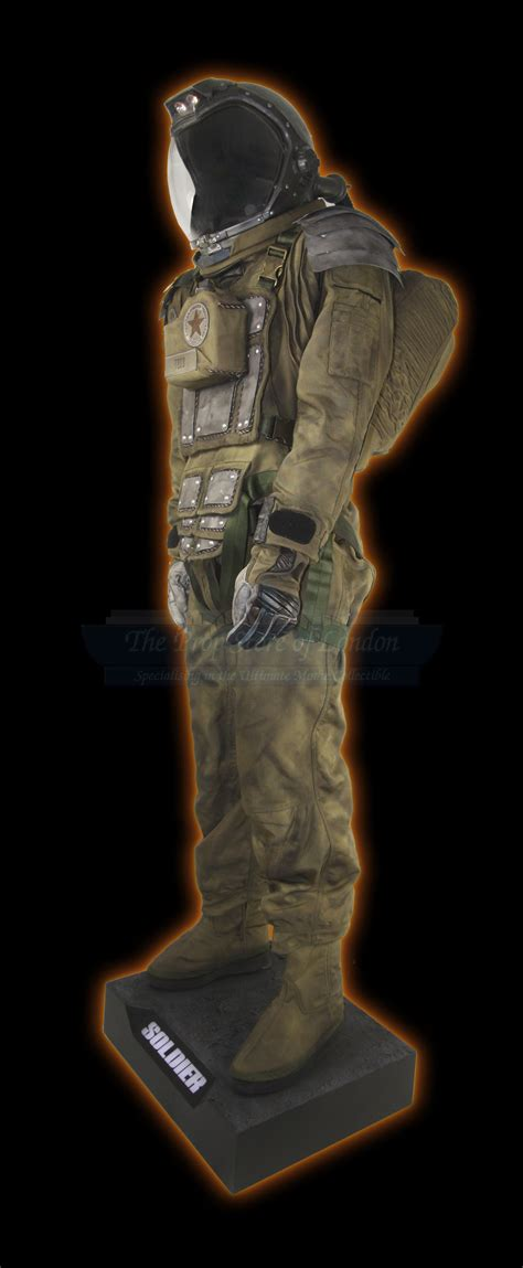 soldier kurt soldier space suit prop store ultimate collectables