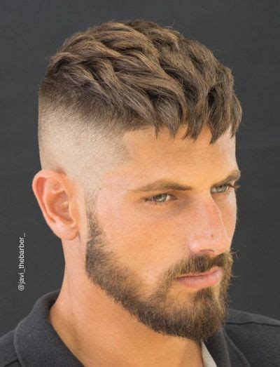 combed fade forward high fade and front combed прически pinterest high