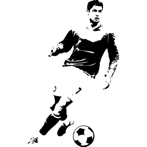 Wallsticker Logo Madrid stickeredecorativ sticker cristiano ronaldo