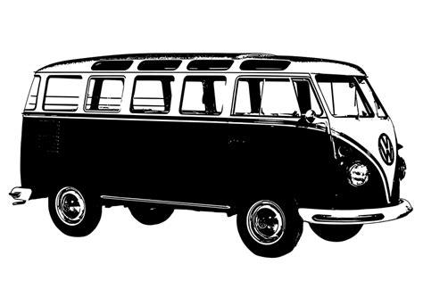 volkswagen van transparent clipart volkswagen t1 type 2