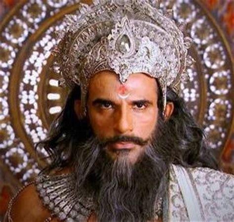 Film Mahabarata Antv Kematian Bisma | arav chowdhary sang bisma dalam mahabharata antv si momot