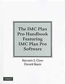 the marketing plan handbook 5th edition books imc plan pro handbook for integrated
