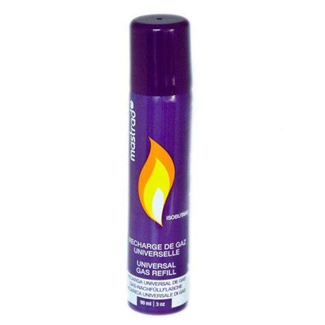recharge de gaz chalumeau briquet 90ml mastrad