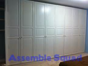 ikea pax wardrobe assemble squad assembly services metro