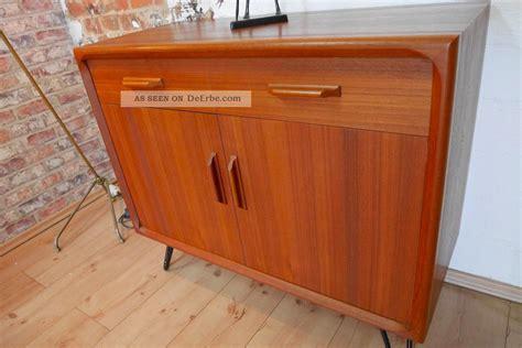 Kommode 60er Jahre by Teak Sideboard Kommode Schrank 60er 70er Jahre Mit