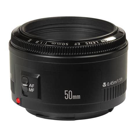 Canon Ef 50mm F1 8 Ii canon ef 50mm f 1 8 ii objectief
