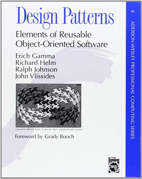 design pattern gamma 102750 software design