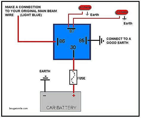 unique 12v relay wiring diagram 5 pin wiring diagram