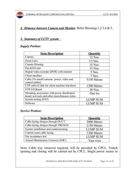 Amc Agreement Letter Format Stc Cctv Spec
